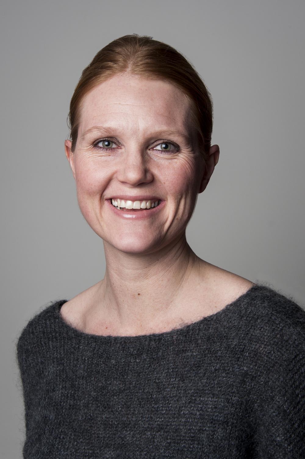 Hanne Hammer Stien. Foto: Marit Hildung