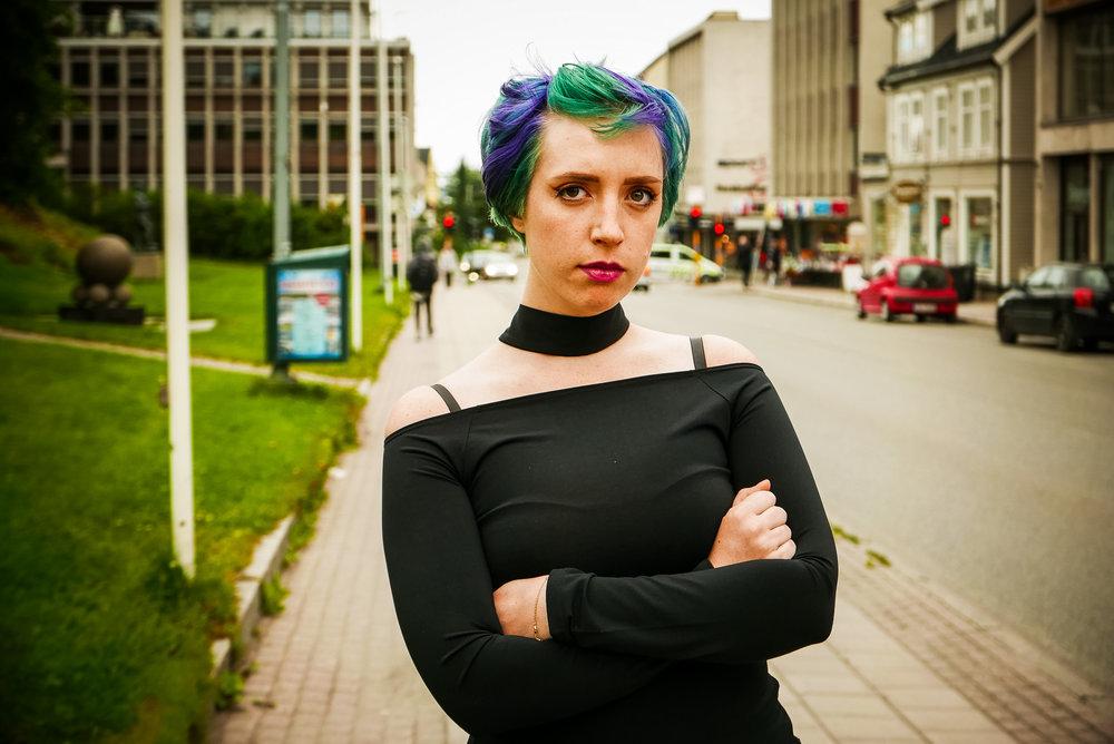 Georgia Munnik. Foto: Øivind Arvola