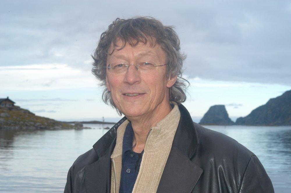 Knut Erik Jensen. Foto Mona Haug.