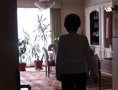 Still fra No Home Movie, Chantal Akerman