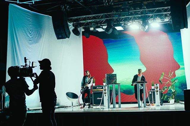 Backstage by @stasshmelevsky