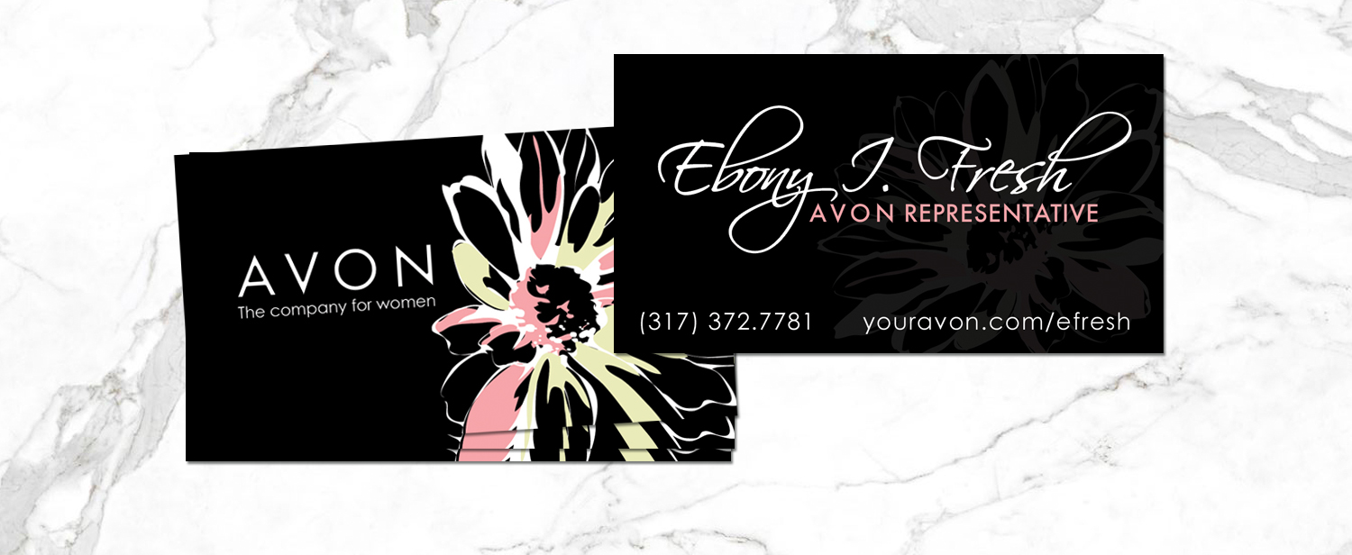 Avon business cards unlimitedgamers marlena banks regarding avon business cards source static1squarespace reheart Choice Image