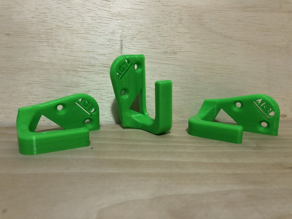 Buy a set of our 3D printed coat hooks by going to our Etsy page here: https://www.etsy.com/listing/521317666/3d-printed-hook-coat-hanger-set-of-x3