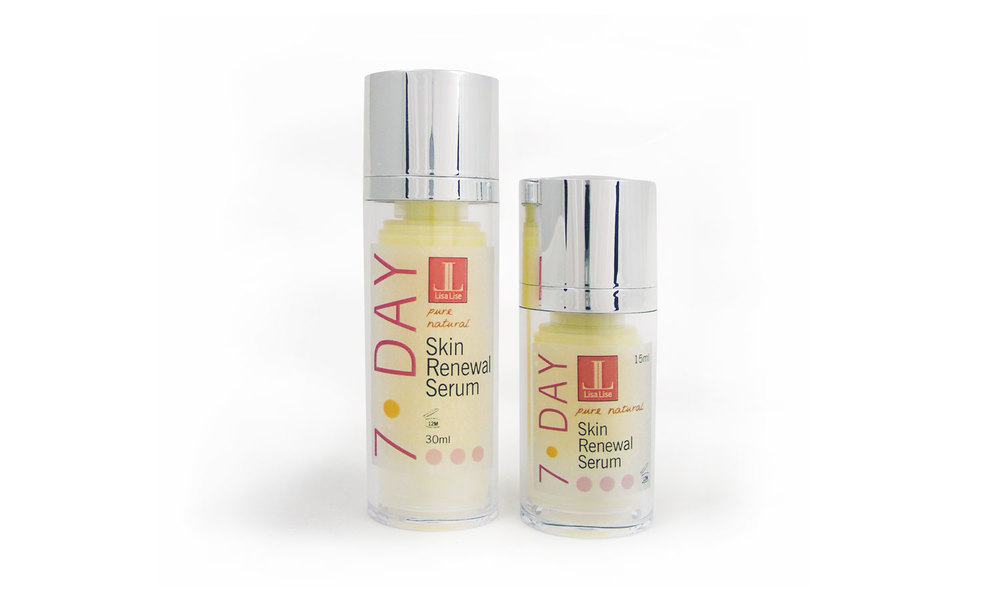 7-Day Skin Renewal Serum