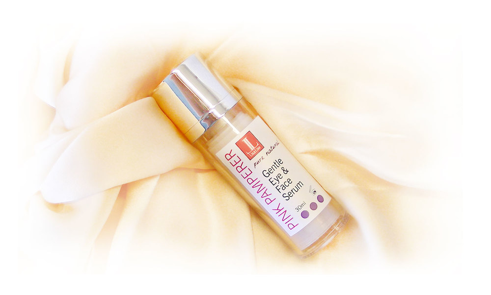 Pink Pamperer Gentle Eye and Face Serum