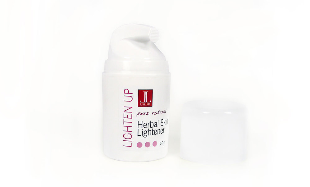 Lighten Up Herbal Skin Gel