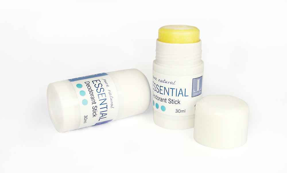 Herbal Deodorant Sticks in Several Versions