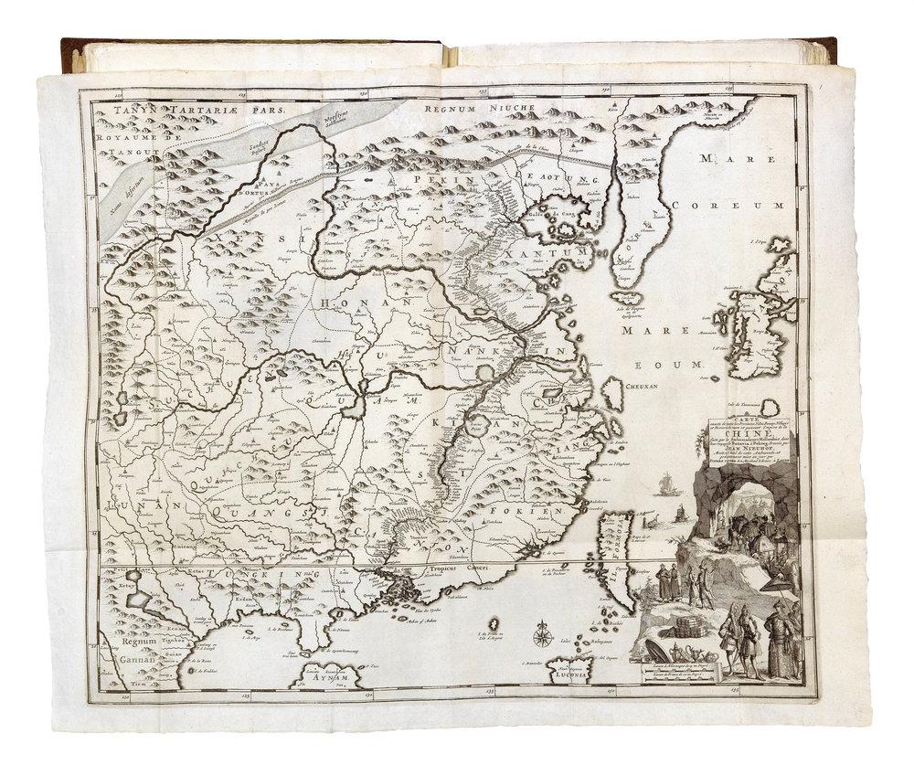 Van der Aa. La Galerie agreable du Monde...1728
