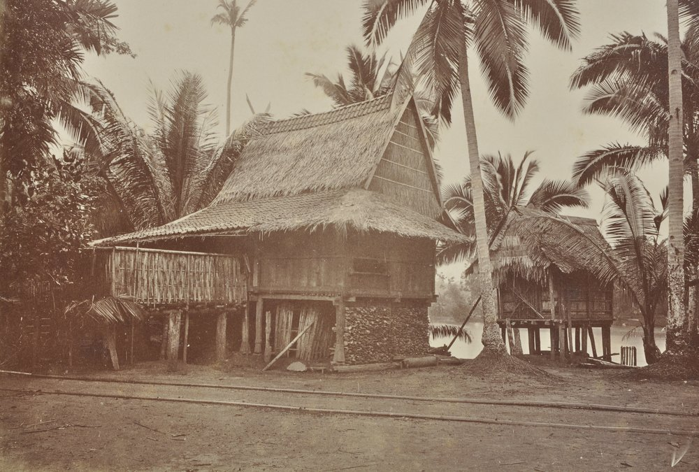Veth, Early original photographs from Sumatra, 1877-1879