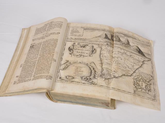 Kolb(e), Caput Bonae Spei Hodiernum... 1719