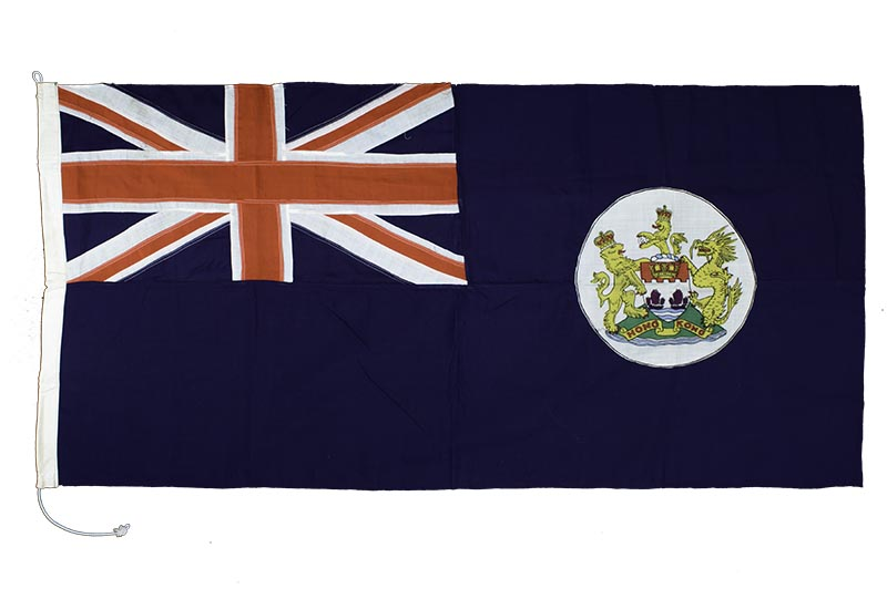 British Hong Kong Flag, circa 1990