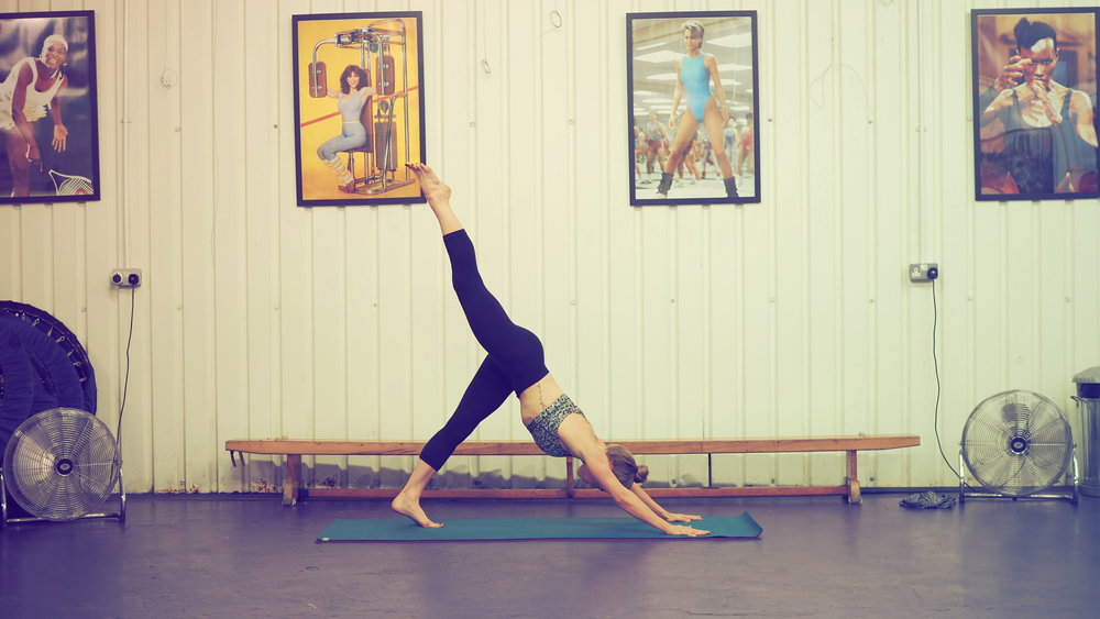 Yoga - You can't argue with £6 Yoga, read about the myriad of different yoga classes we have on offer