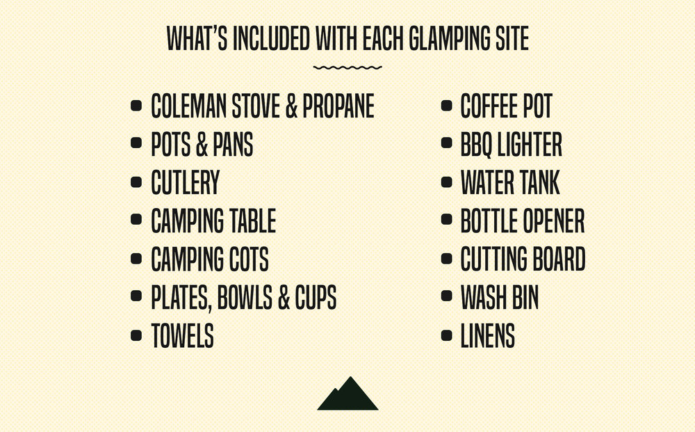 Glamping - What's included.jpg
