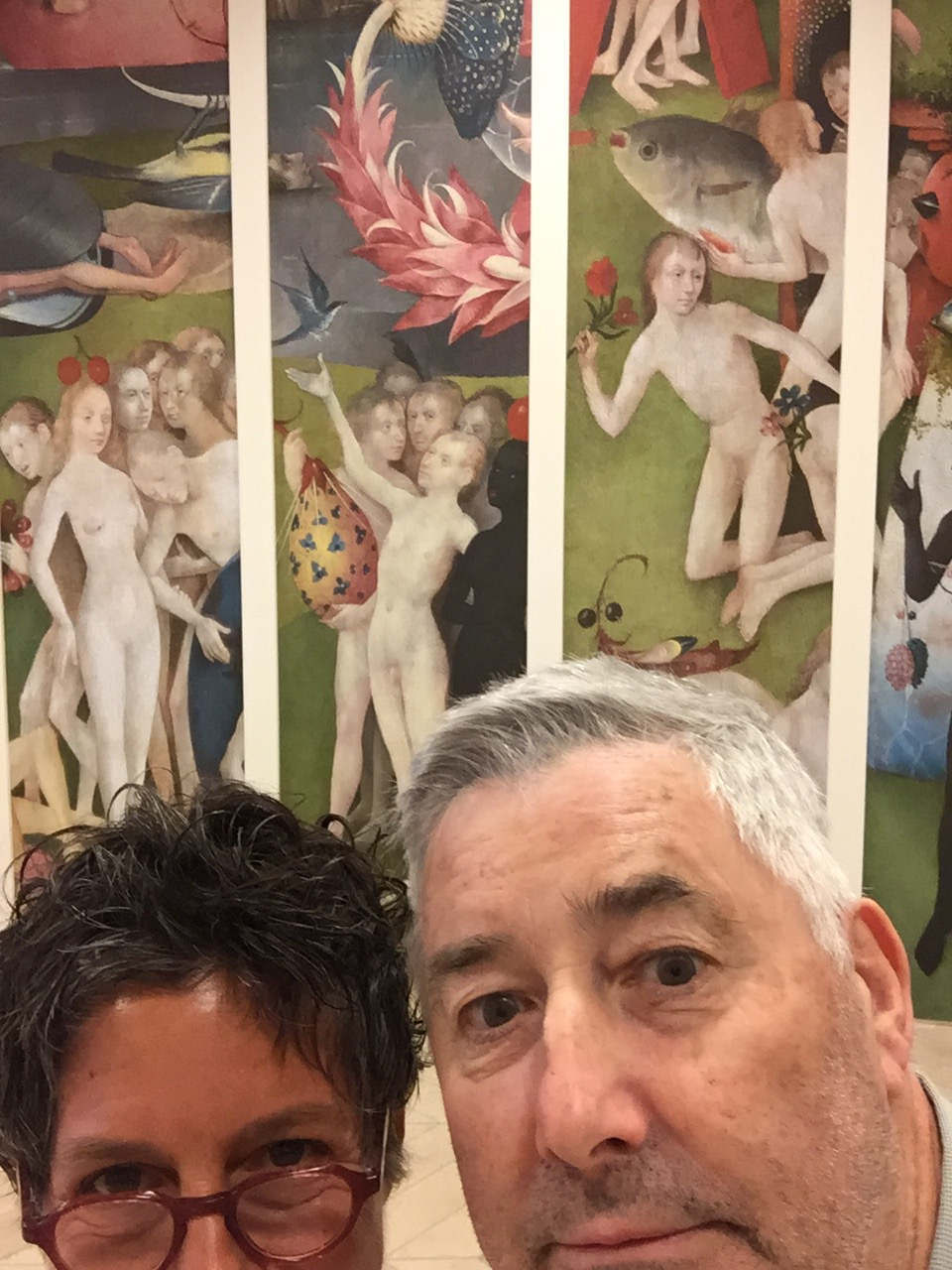 Museo Del Prado 2016. El Bosco