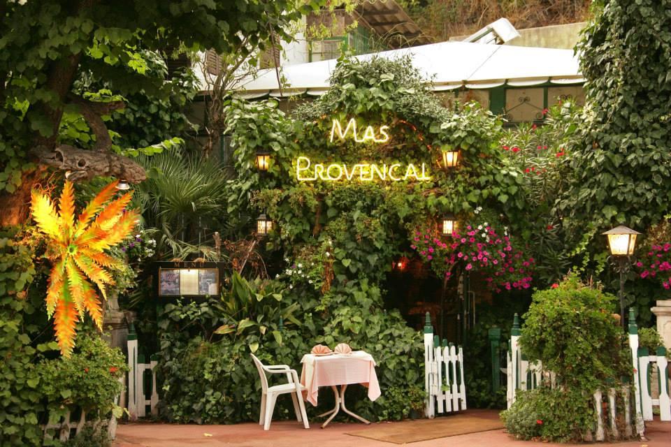mas provencal eze village