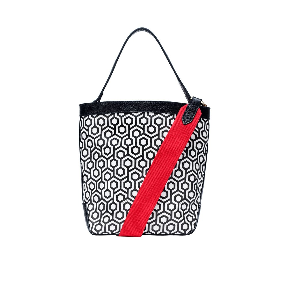 Bucket Bag - £148, MischaWay back when I was working for Sassy Hong Kong, we did a lot of work with a local brand called Mischa that I still can't stop thinking of. This is their classic bucket in their signature kimono-inspired print and I'm obsessed with the pop of red.One day, I will buy a Mischa bag. (And if you ever read this Mischa, please hit a girl up when Oak is back in stock.)