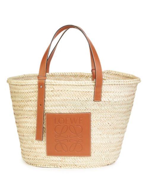 Loewe Raffia Tote Bag - £373 at Saks Fifth Avenue