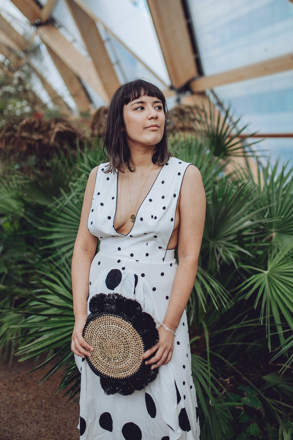 Read My Last Post - I bought that infamous £200 Topshop polka dot dress. (I regret it.) A.K.A. My conspiracy theory about why some clothes go cult and others don't.