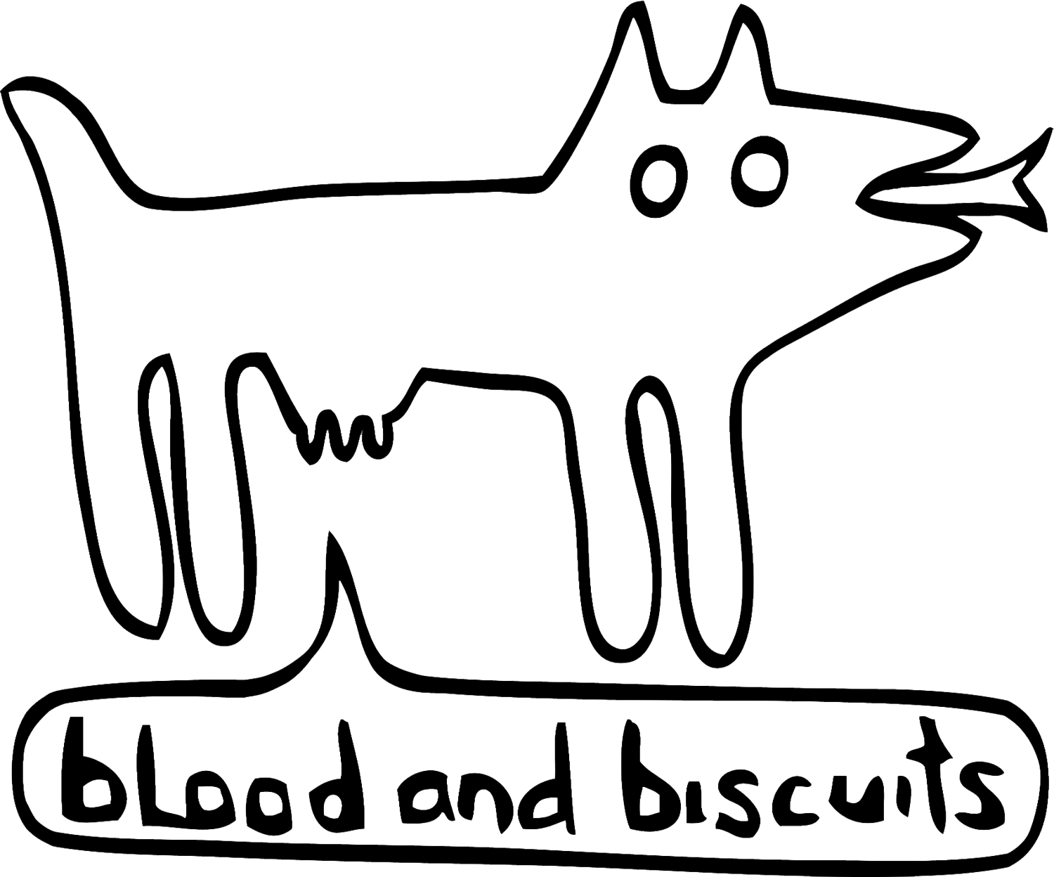 BLOOD AND BISCUITS