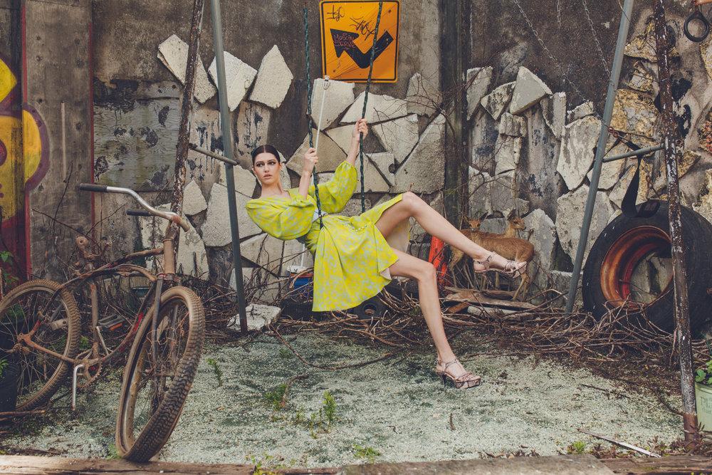 Photo Credit: Urbano Mix  Dress: Miles David