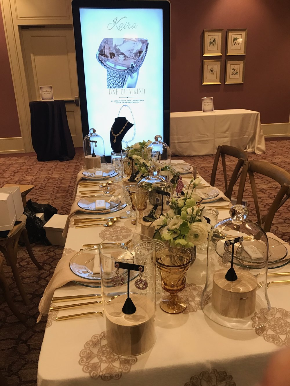 MATCHLESS EVENING OF BRIDAL LUXURY BY WEDDINGS MAGAZINE MARCH 2017