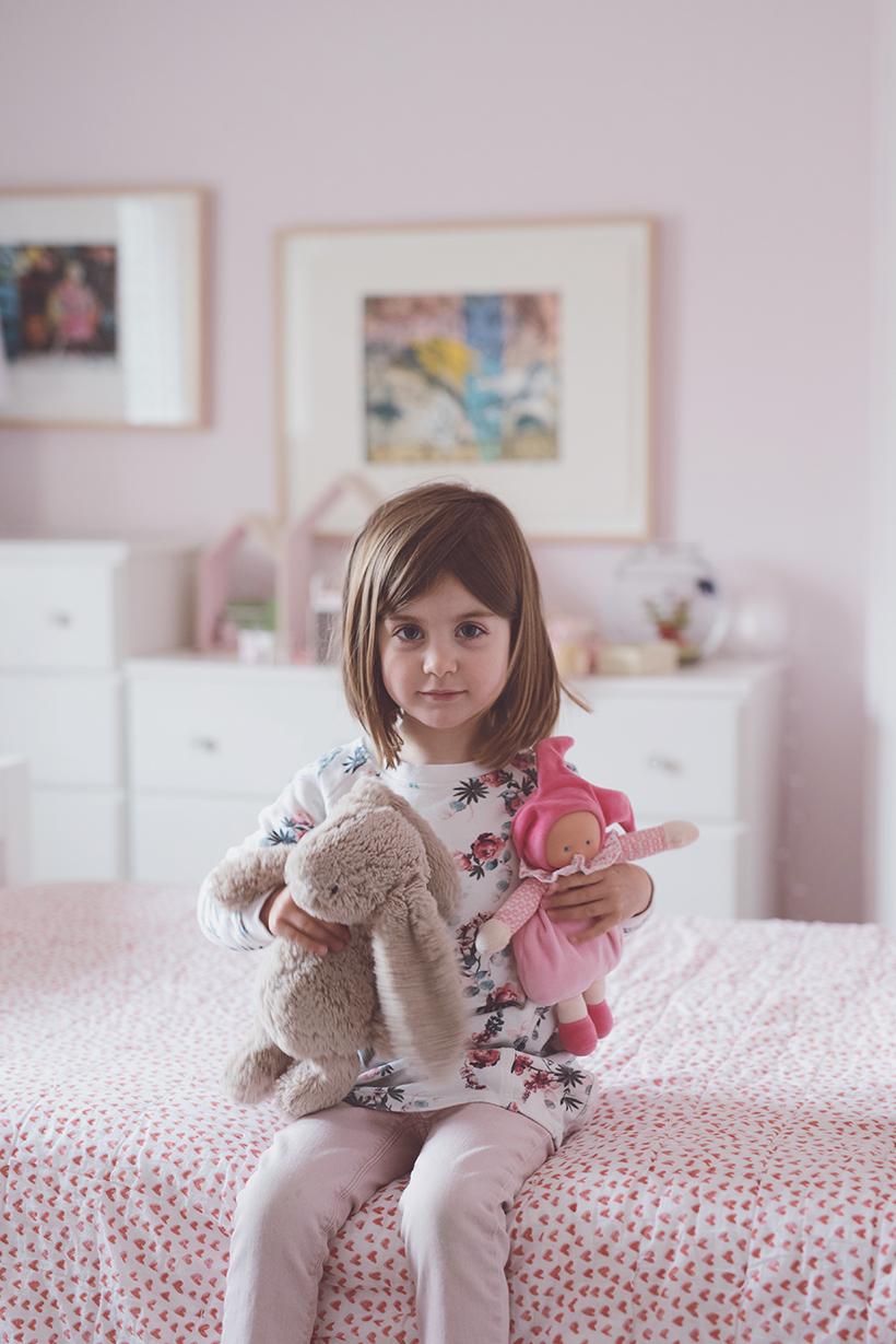 Péa les maisons. Design de chambres d'enfant