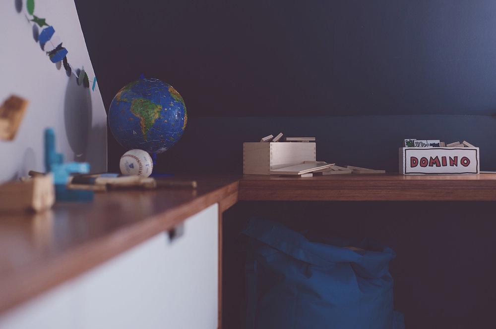 Péa les maisons. Design et décoration de chambre de pré-ado : idées pour exposer sa collection d'objets