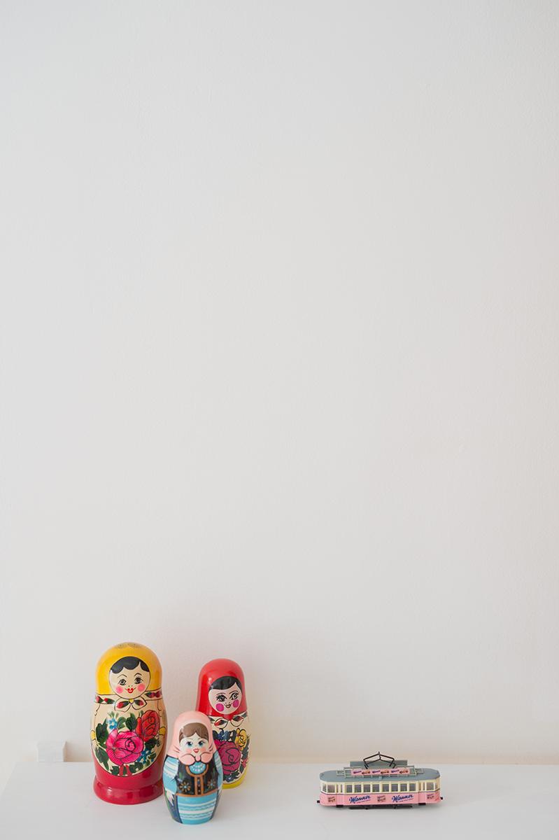 Péa les maisons. On aime les jolis jouets décoratifs