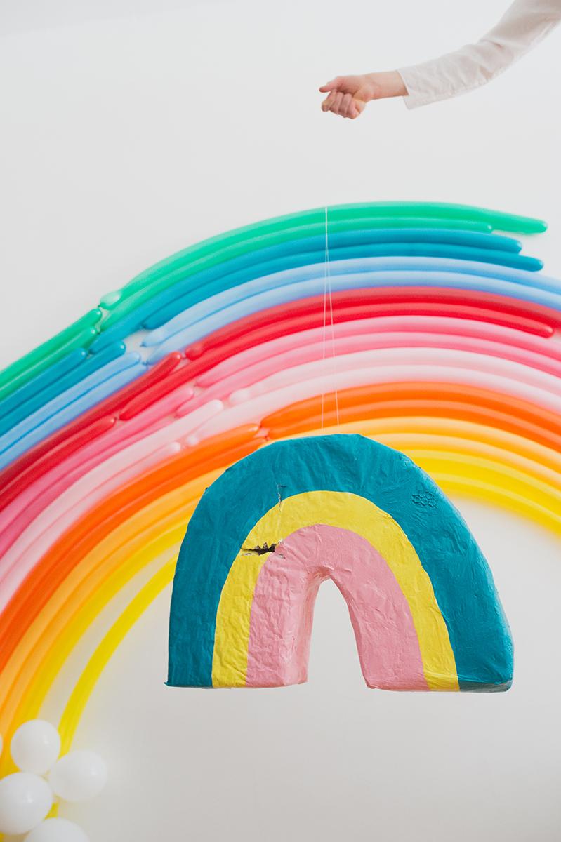 Péa les maisons. Jetez un oeil à cette fête d'enfant décorée sous le thème Lucky Charms