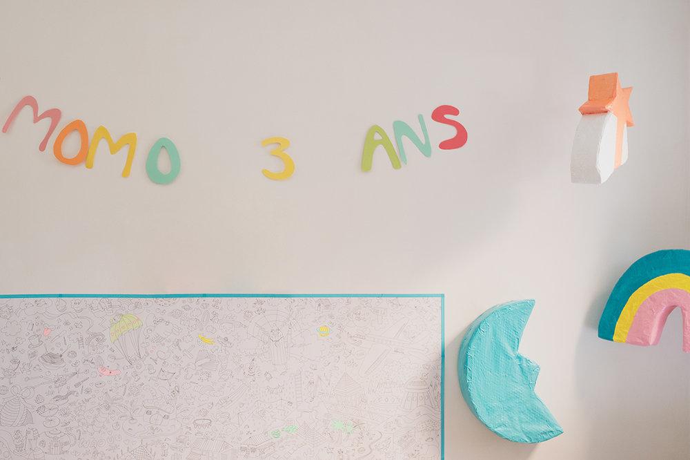Péa les maisons. Comment organiser la plus charmante fête d'anniversaire pour une petite fille de 3 ans