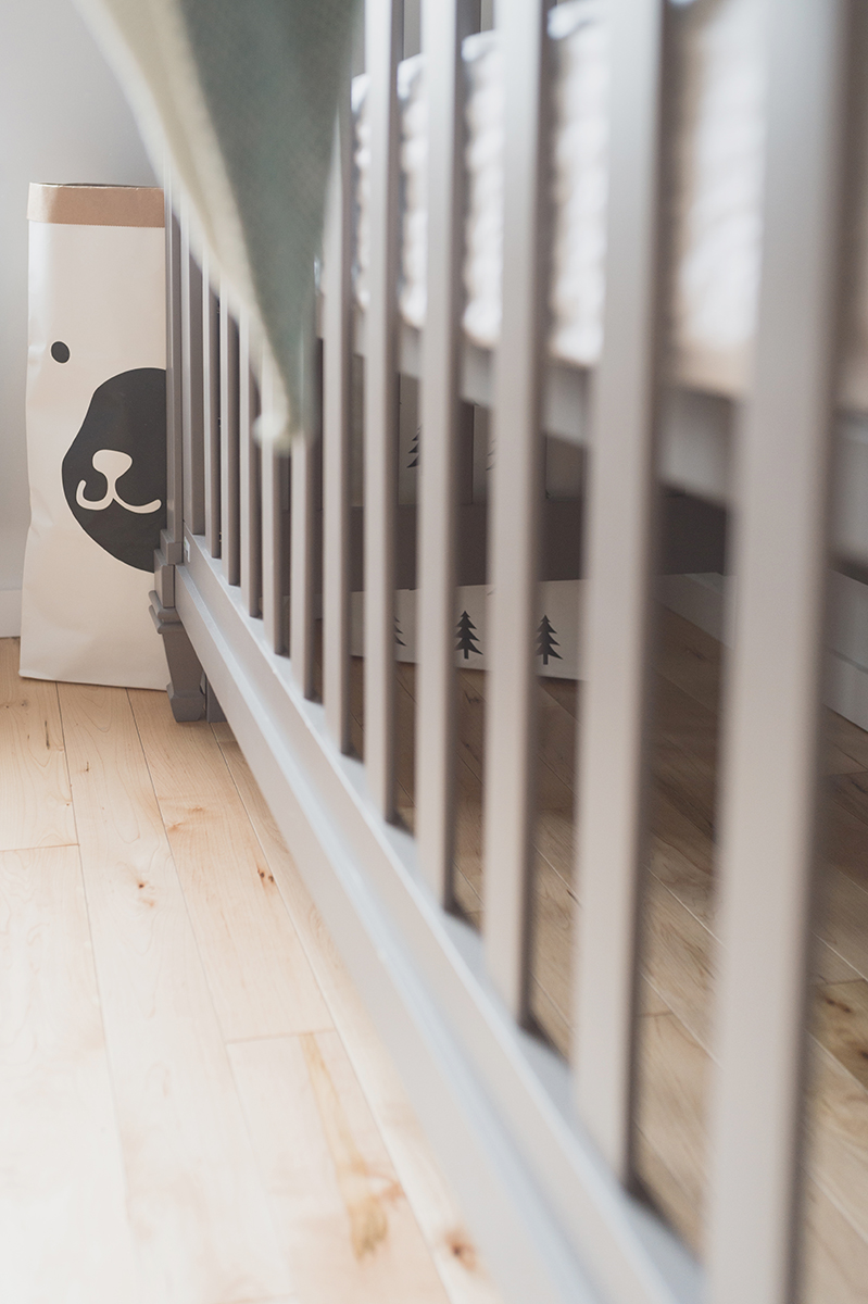 Péa les maisons. Aesthetic and practical storage paper bags for children's rooms