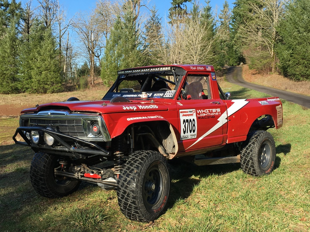 History — Whites Lightning II Racing