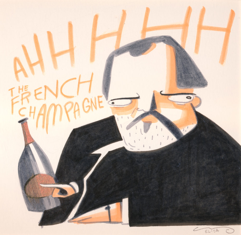 The French Champagne