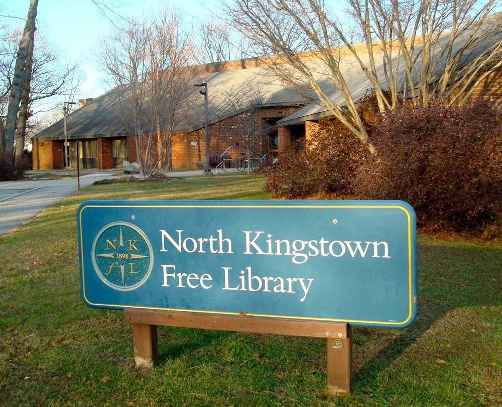 April 10: North Kingstown Free Library