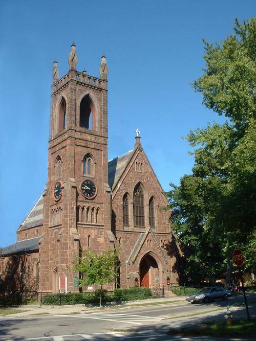 November 8: St. Michael's Church