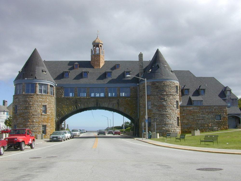 May 8: Narragansett Towers