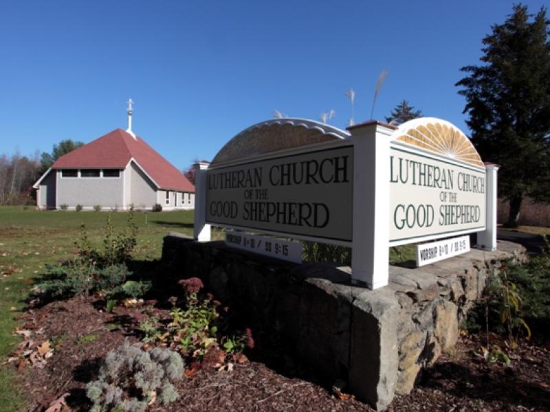 October 25: Church of the Good Shepherd, Kingston