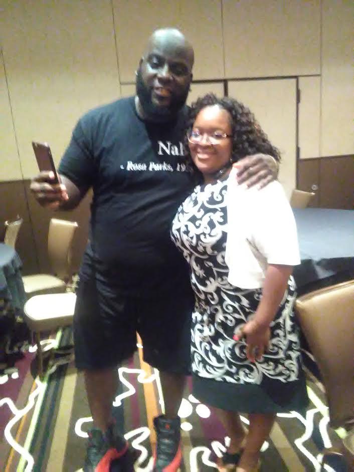 Pastor Martin & DariusCooks