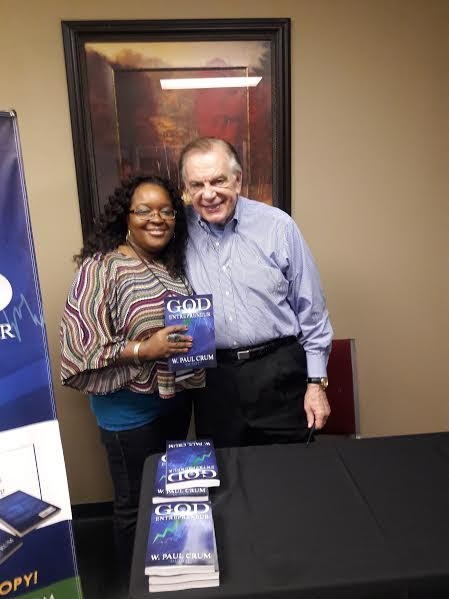 Pastor Joy Martin & Apostle Buddy Crum