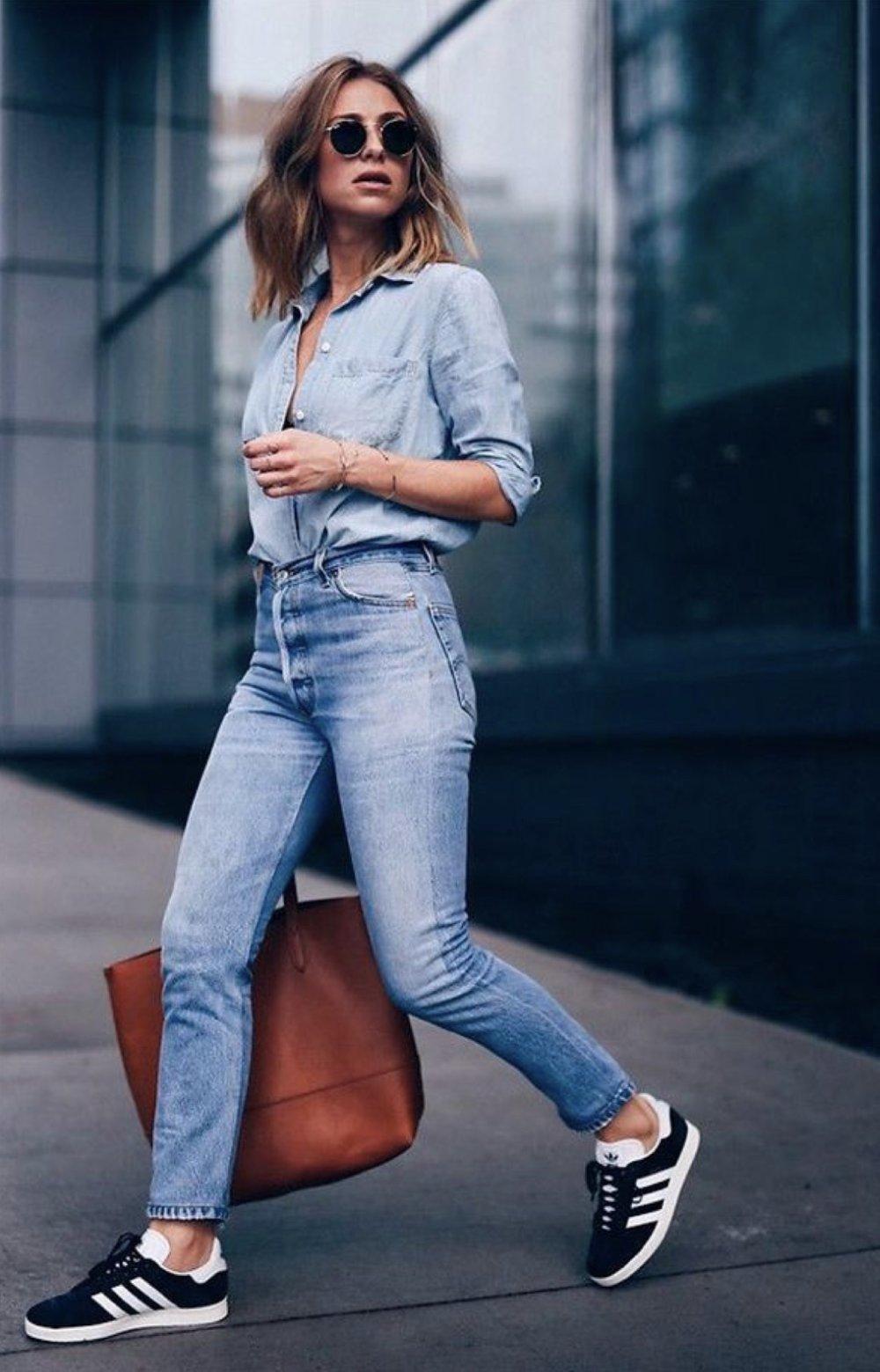 Button down shirt -