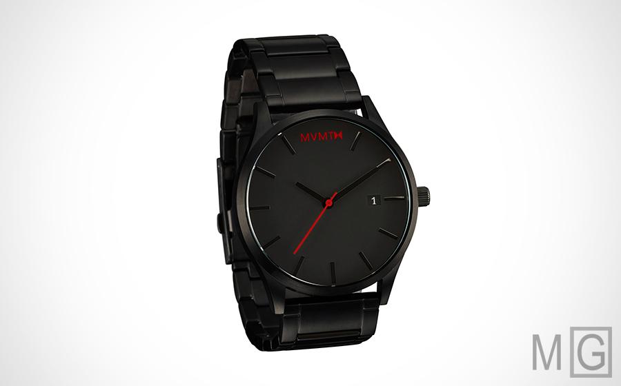 MVMT Classic Black/Black