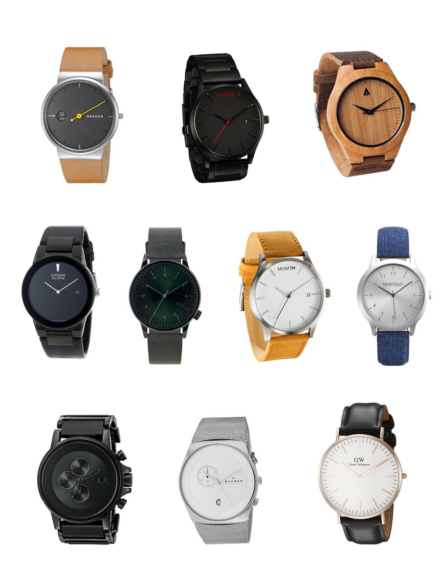 10 Best Minimalist Watches Under 200 Minimalist Guy