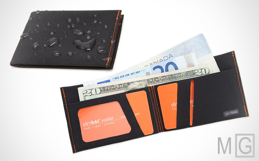 SlimFold MICRO Soft Shell Wallet