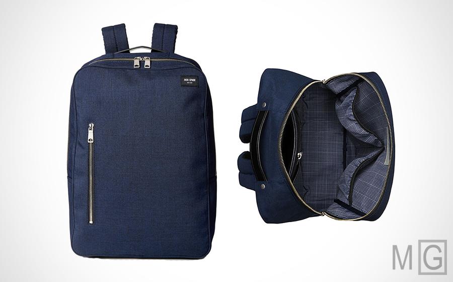 Jack Spade Tech Oxford Stanton Backpack