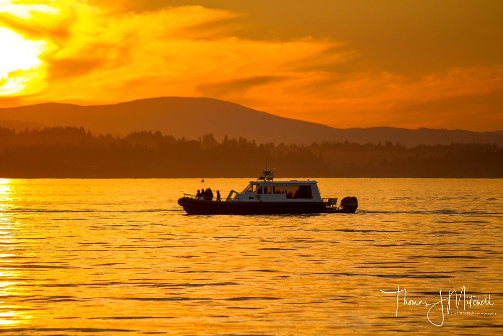 SUNSET CRUISE -