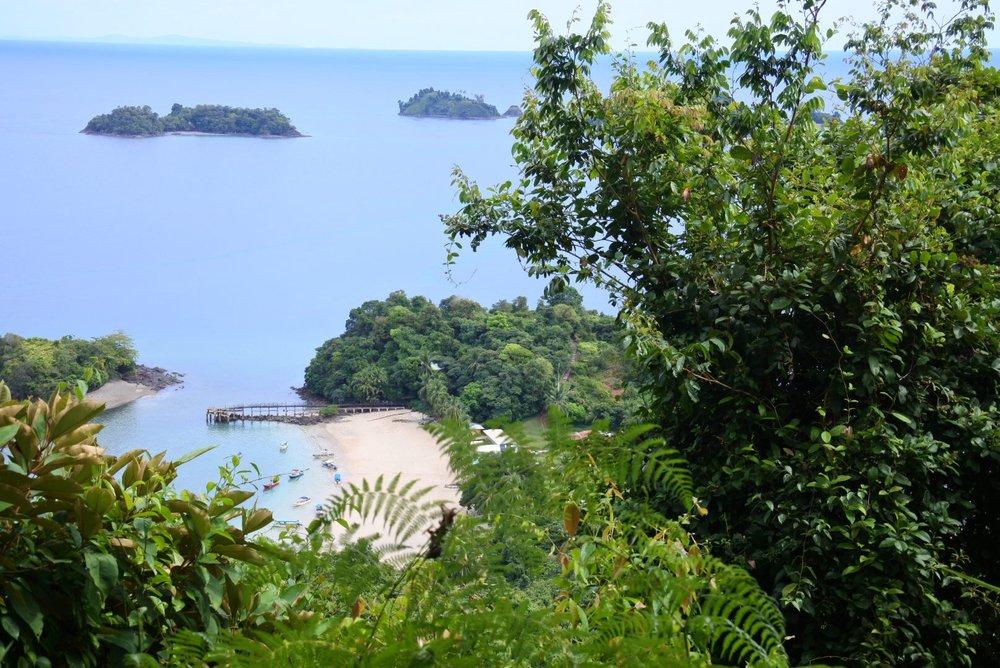 Coiba View