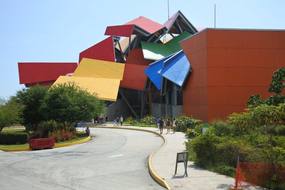 Bilboa Museum Panama City