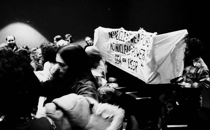 White House Lawn 11 Sentencing, February 12, 1979