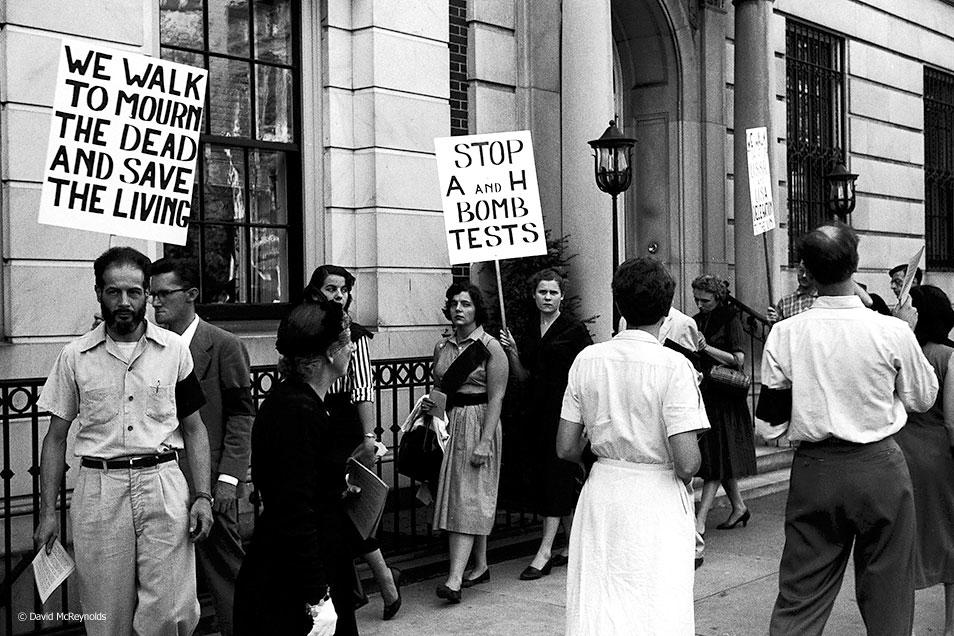 Hiroshima Day, 1957