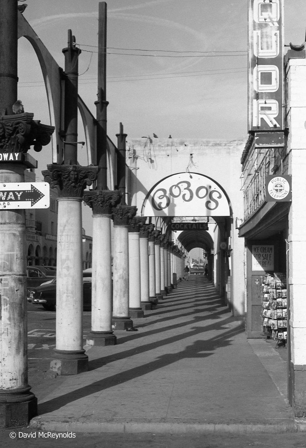 Bozos, Venice 1956.